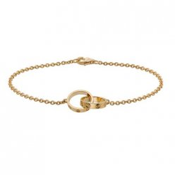 cartier replica love steel bracelet yellow gold bracelet