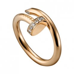 cartier copie Juste un clou bague diamant copie B4094800